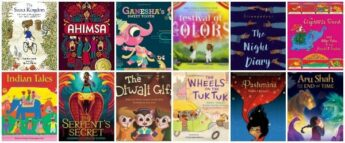 books for kids about India
