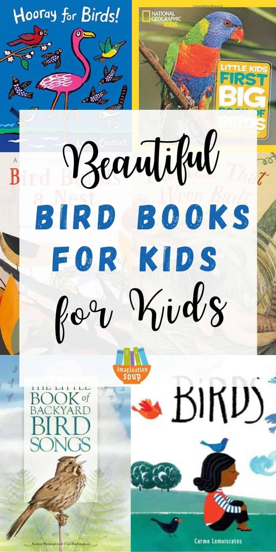 children's books about birds