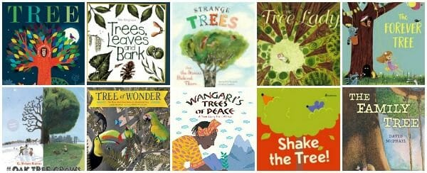 Inspiring, Informative Children's Books About Trees