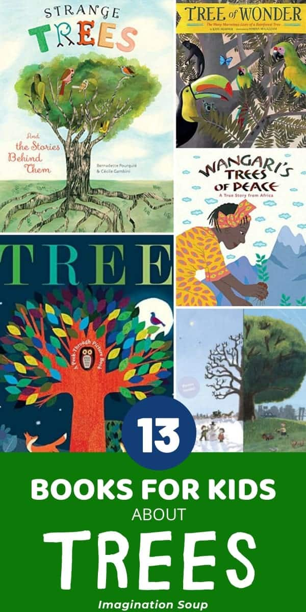 children's picture books about trees