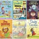 Wholesome Easy Chapter Books for Girls Ages 6 – 9 (No Sassiness)