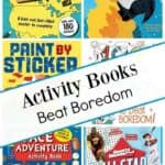 Activity Books for Spring 2018