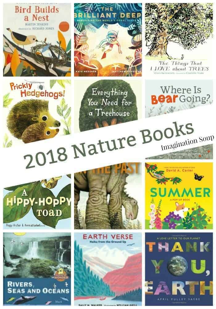 2018 books about nature