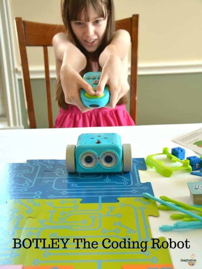 Meet Botley, An Adorable Coding Robot for Children 5+