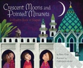 picture book with muslim characters