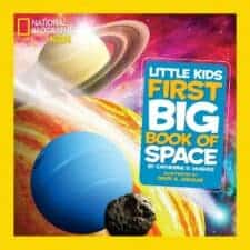 Best Books for Kids About Space, Solar System, Planets, Astronauts, Moon, Stars