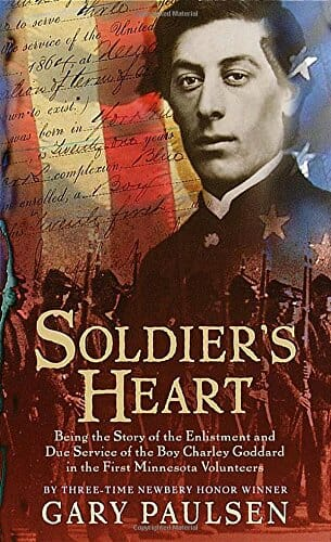 Historical Fiction Chapter Books About The American Civil War