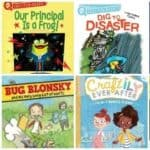 What's New in Beginning Chapter Books