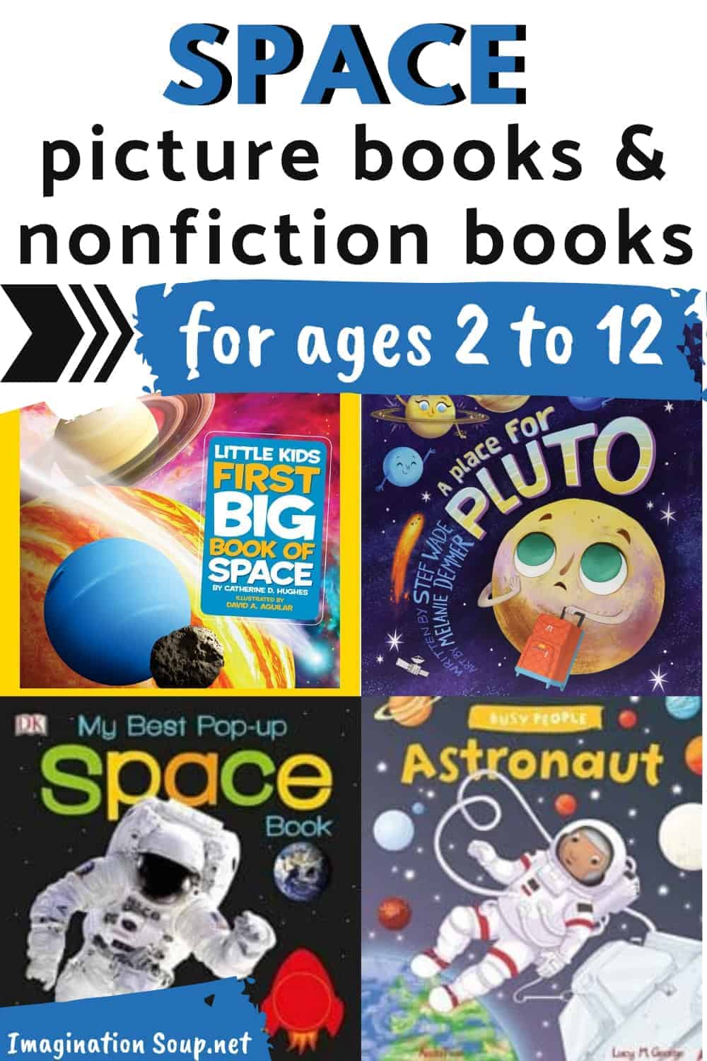 best books for kids about space