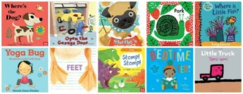 New Board Book Reviews, Spring 2018