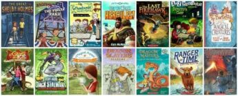 if you love The Magic Tree House , you'll also like these books