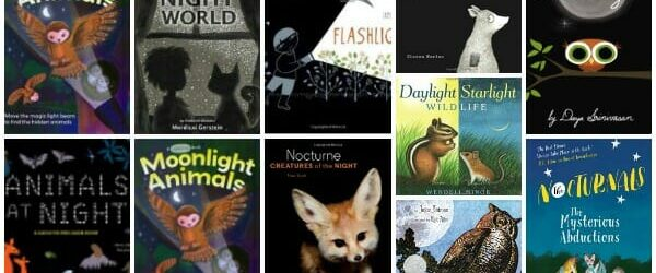 What's in the Dark? 13 Books About Nocturnal Animals