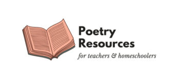 poetry resources for teachers and homeschoolers