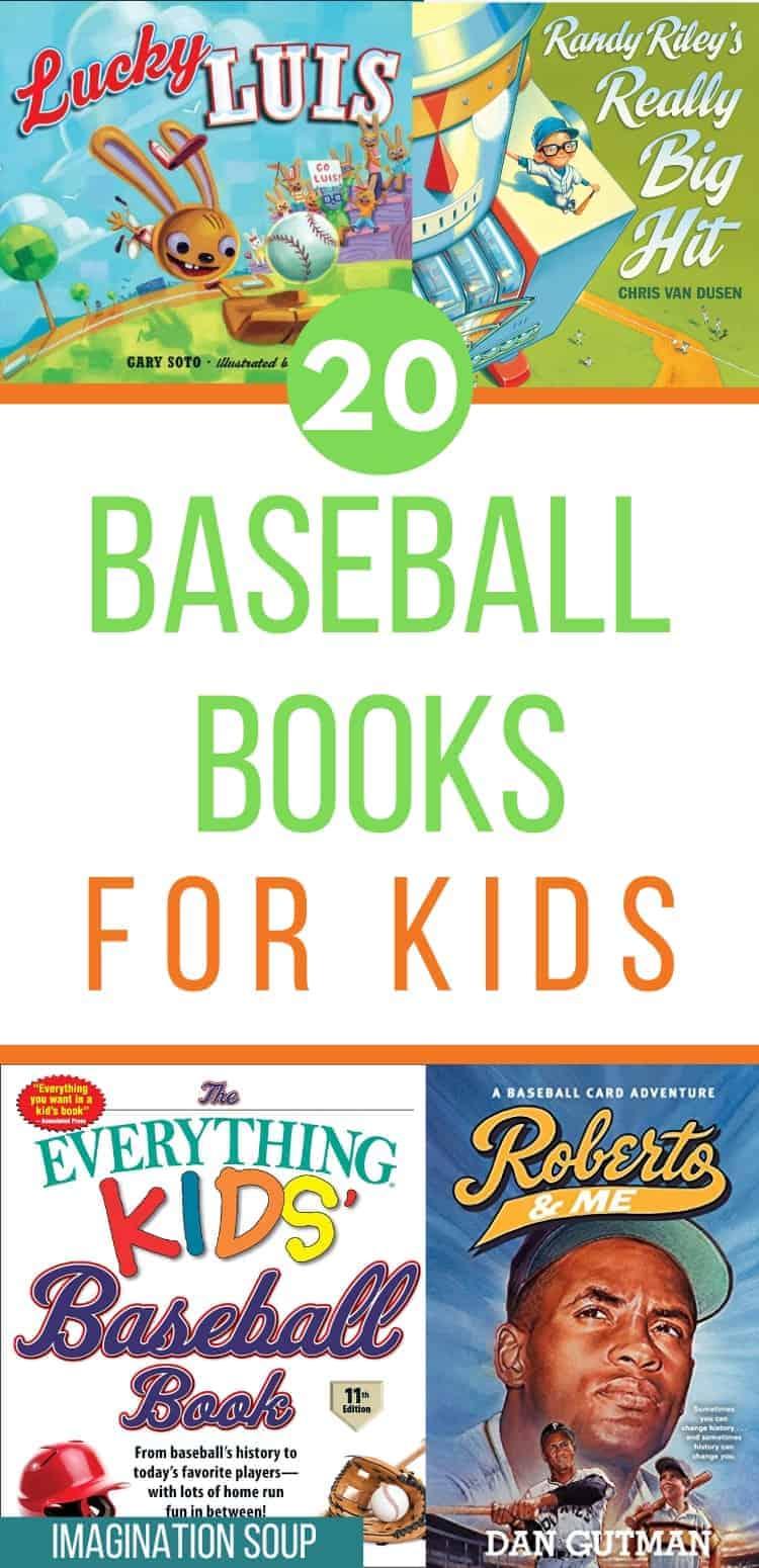 the best baseball books for kids