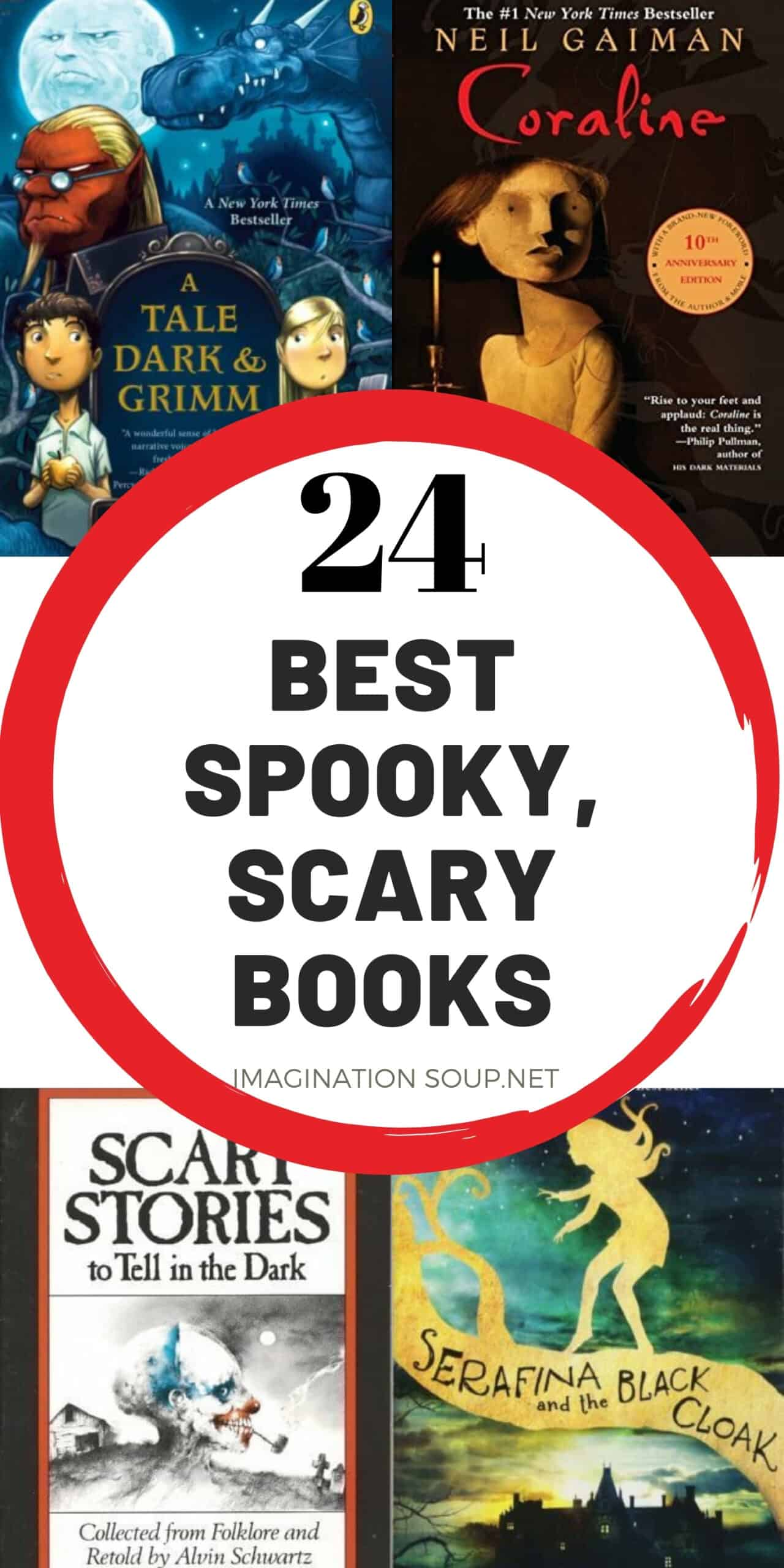 24 best scary books for kids
