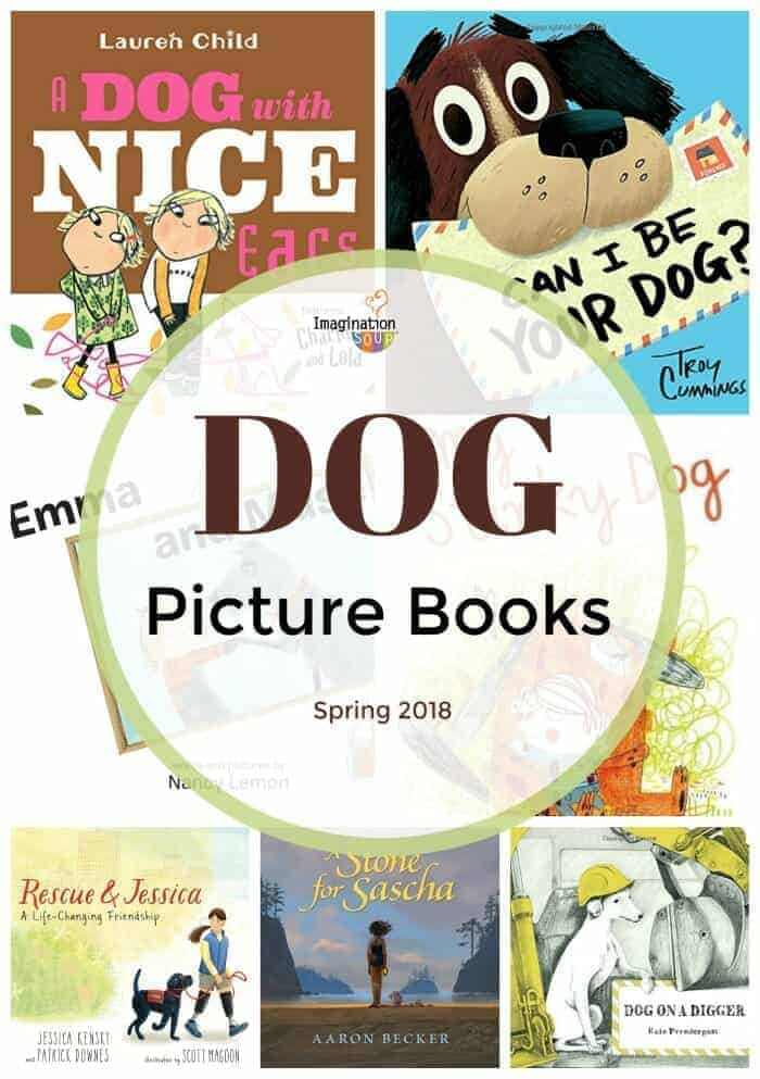 7 New Dog Picture Books
