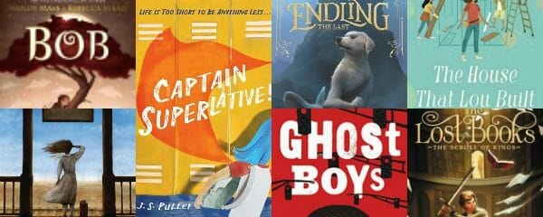 7 New Middle Grade Books You Should Know About