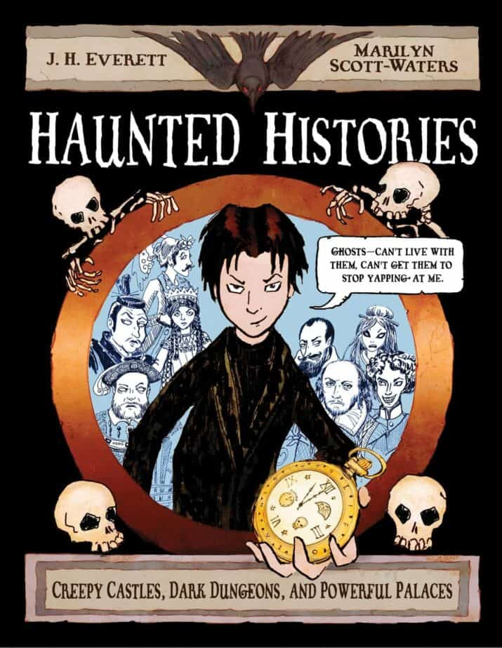 books with ghosts for kids