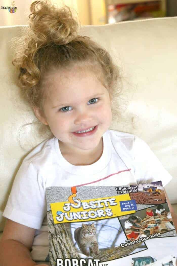 Get Excited About the World of Construction with Jobsite Juniors Magazine