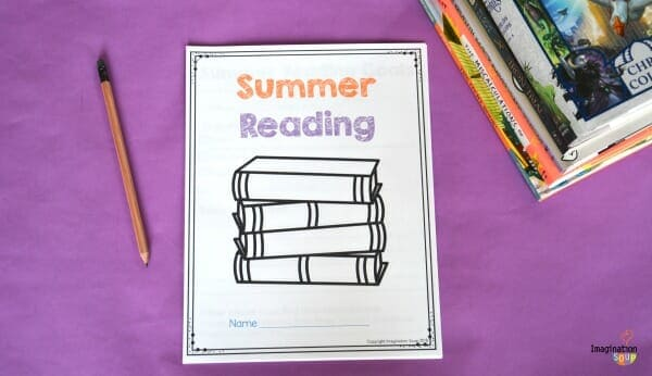 Summer Reading free printable for kids