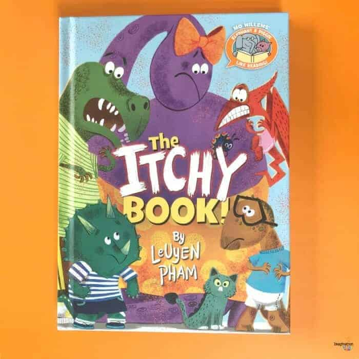 The Itchy Book From Elephant & Piggie Like Reading Series