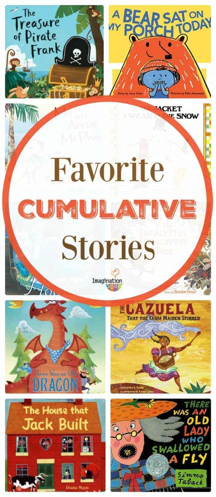 10 Favorite CumulativeStories for Kids