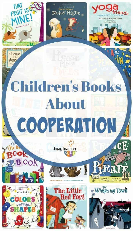 Children's Books That Encourage Cooperation