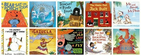 10 Favorite Cumulative Stories for Kids