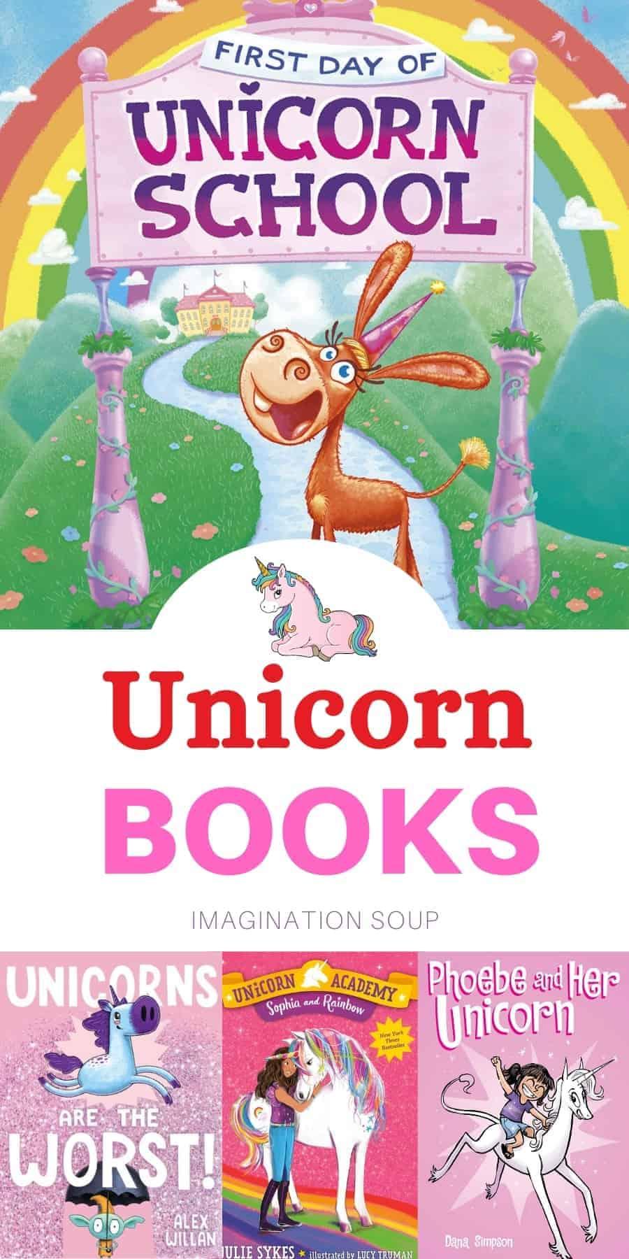 the best unicorn books for kids