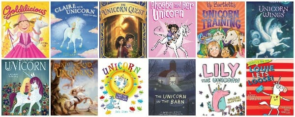 best unicorn books for kids