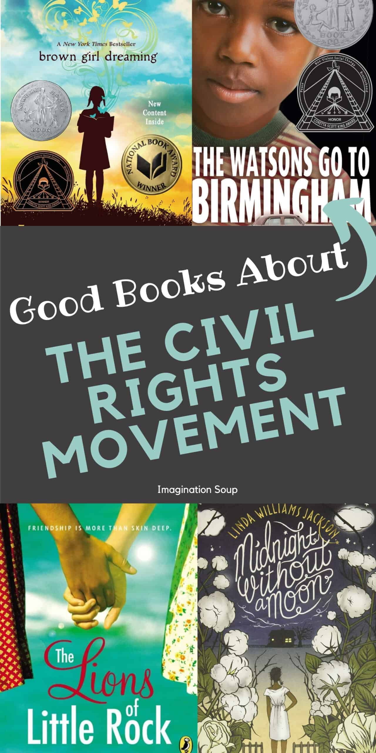 good children's books about the Civil Rights Movement
