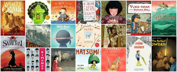 kids books about japan and japanese culture