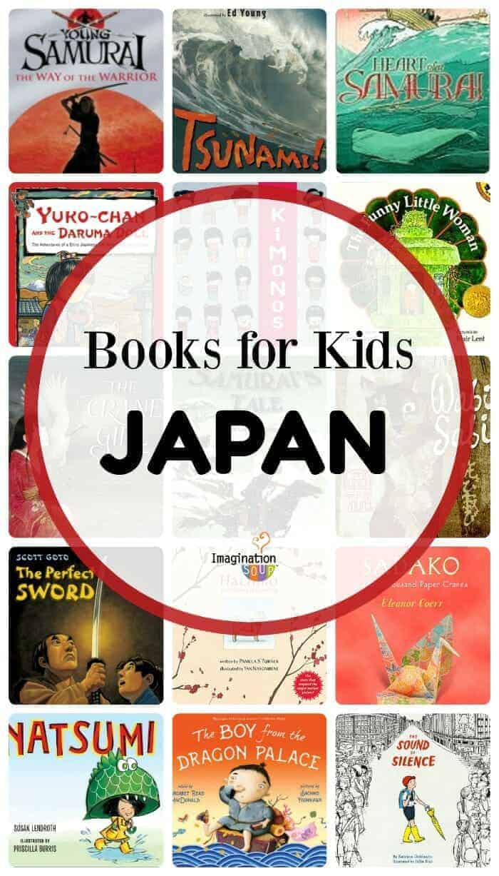 children's books about Japan, Japanese culture