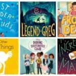10 New Middle-Grade Books, June 2018