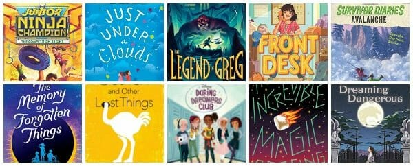 10 New Middle-Grade Books, June 2018