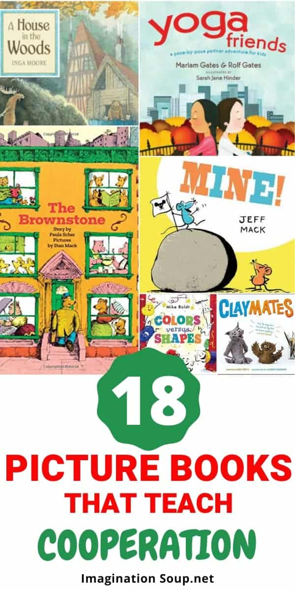picture books that teach cooperation