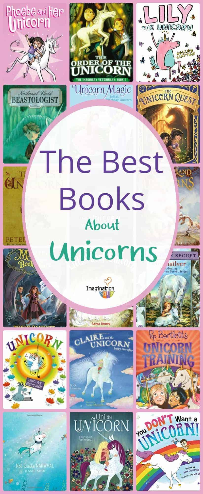 the best children's books about unicorns