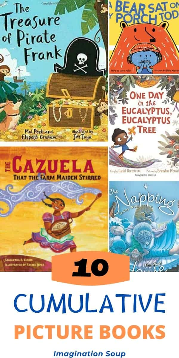 the best cumulative picture books for kids