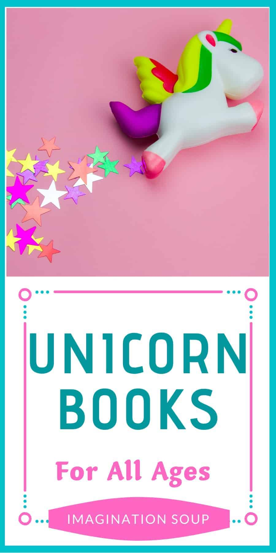 unicorn books for all ages