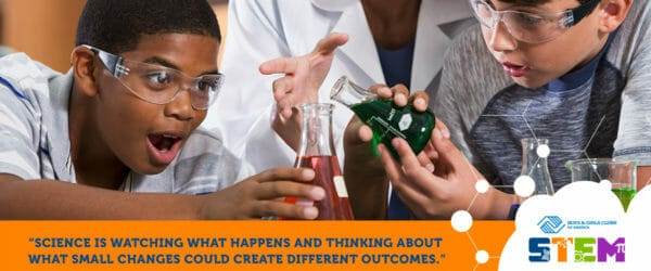 BGCA & Samsung's 5 Weeks of Summer of #STEM Challenge