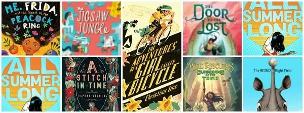 8 New Middle-Grade Books, July 2018