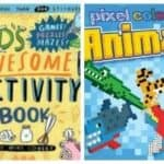 Keep Kids Engaged with the Latest, Greatest Activity Books