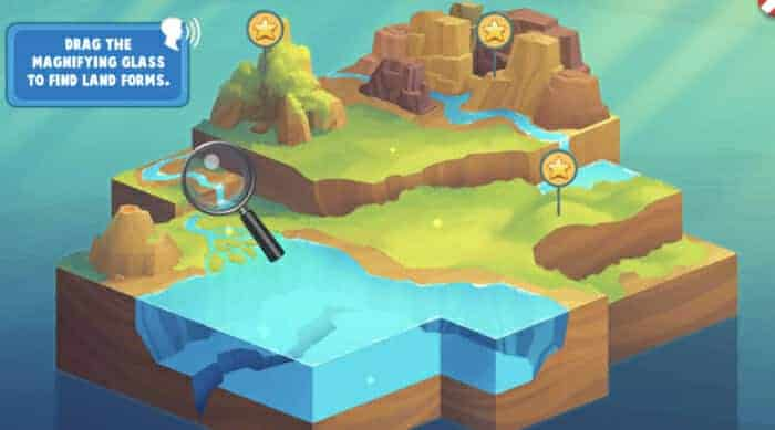 Legends of Learning game 2