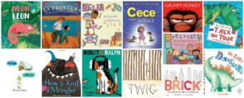 New in Picture Books, Summer 2018
