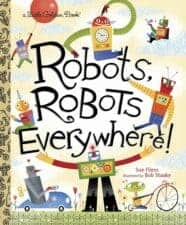 Riveting Robot Books for Kids