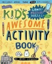 Keep Kids Engaged with the Latest, Greatest Activity Books 2018
