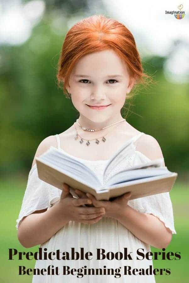 Why Predictable Book Series Are Beneficial to Beginning Readers