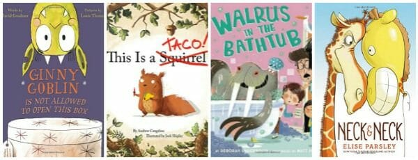 If You Like to Laugh, Read These 5 New Funny Picture Books