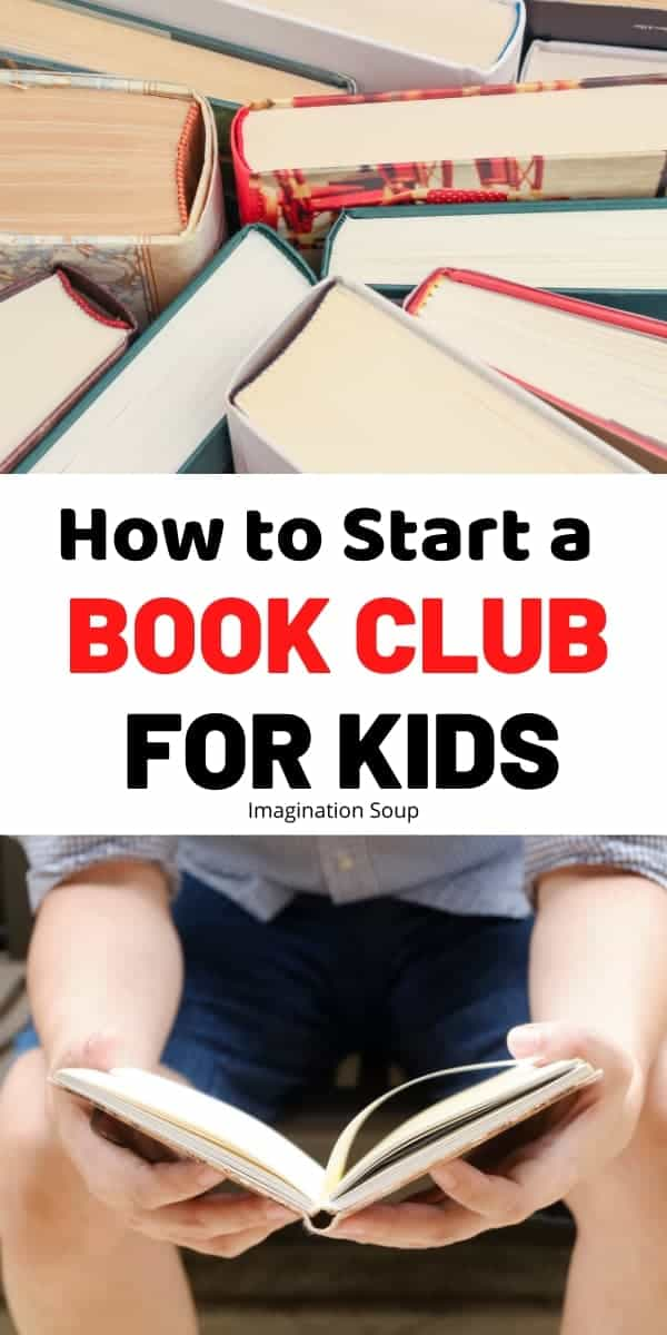 how to start a book clubs for kids