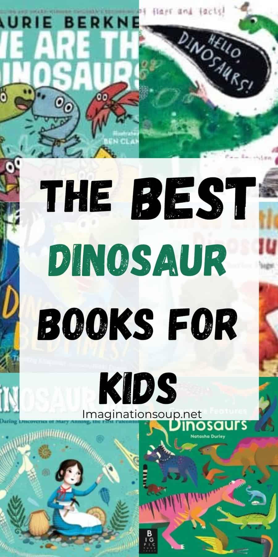 the best dinosaur books for kids